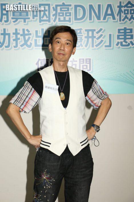Nam diễn viên Trương Đạt Minh.