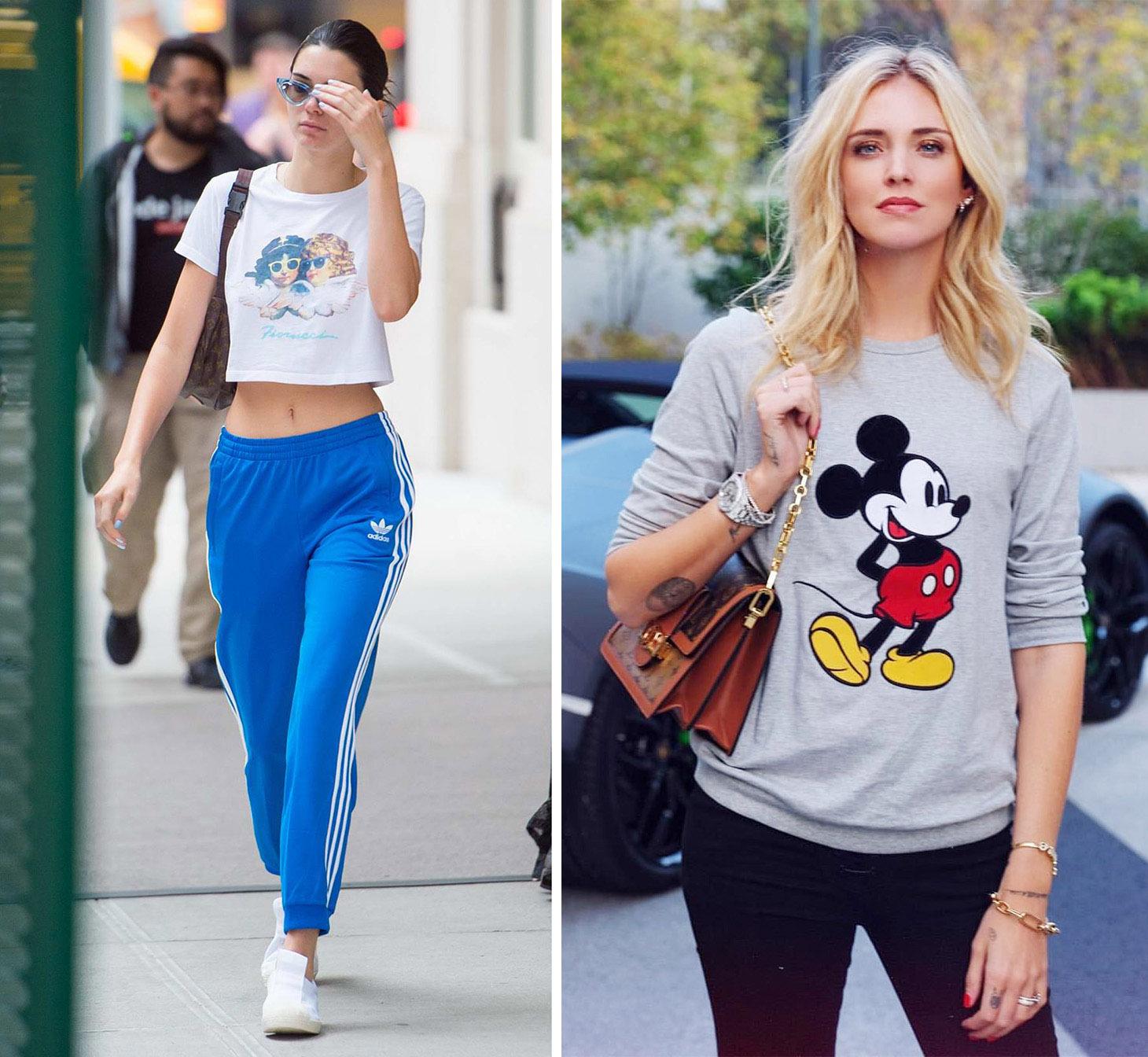 Họa tiết hoạt hình Dù bạn yêu thích Mickey Mouse, Hello Kitty, Snoopy..., chúng cũng không thể giúp bạn trông giống một quý cô.