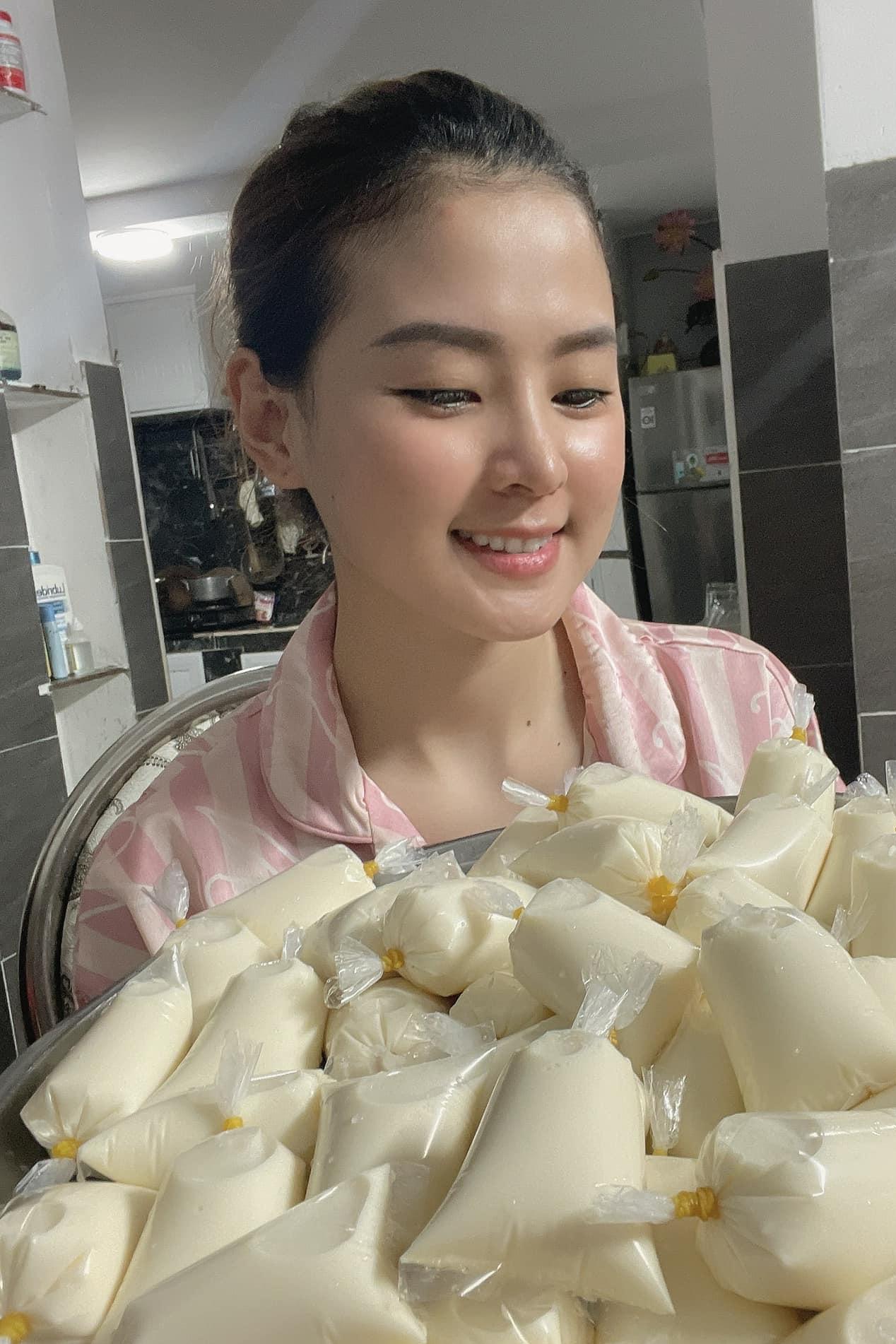 Bạn gái Minh Luân về quê Đồng Nai tránh dịch - 6