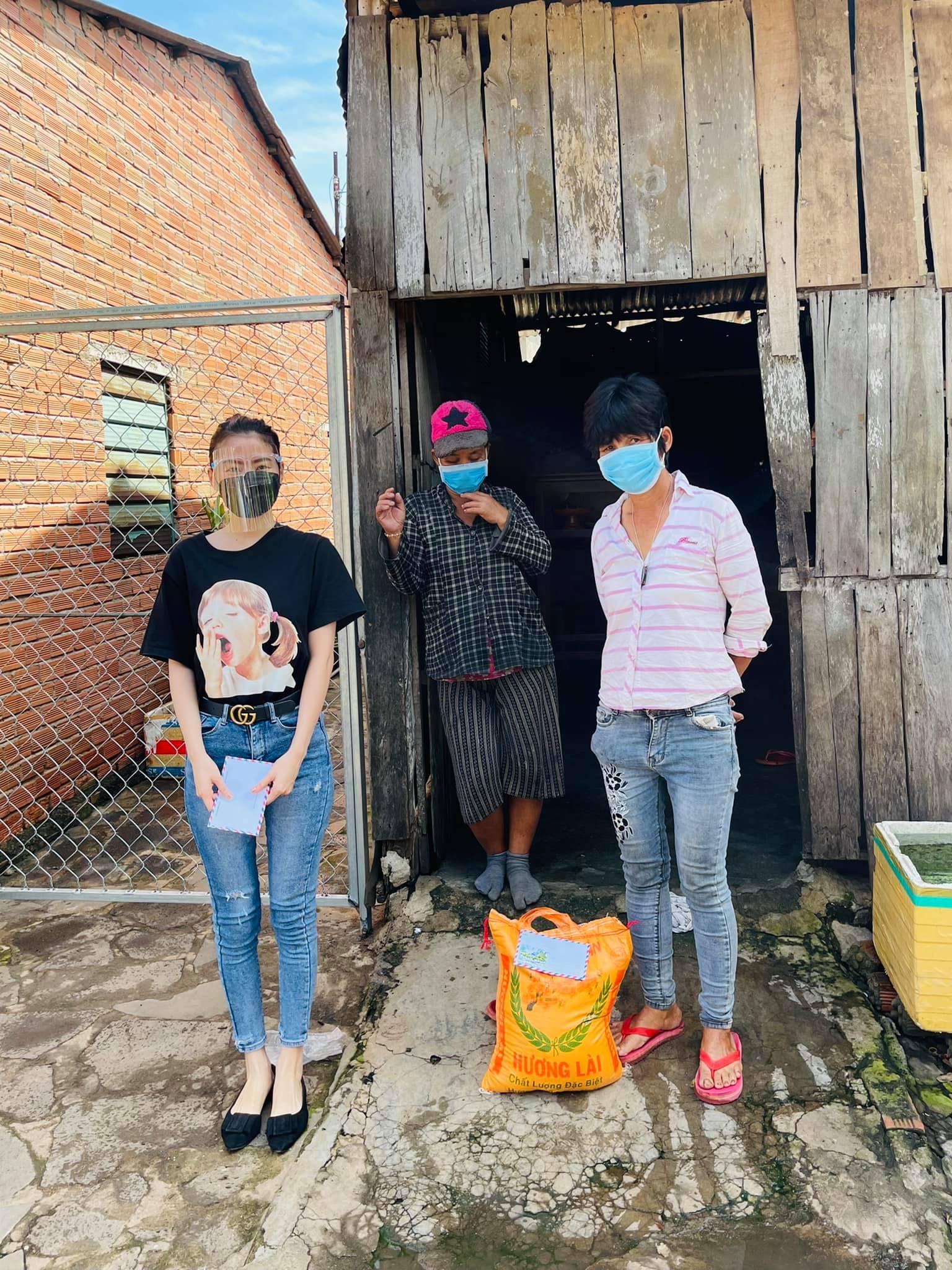 Bạn gái Minh Luân về quê Đồng Nai tránh dịch - 8