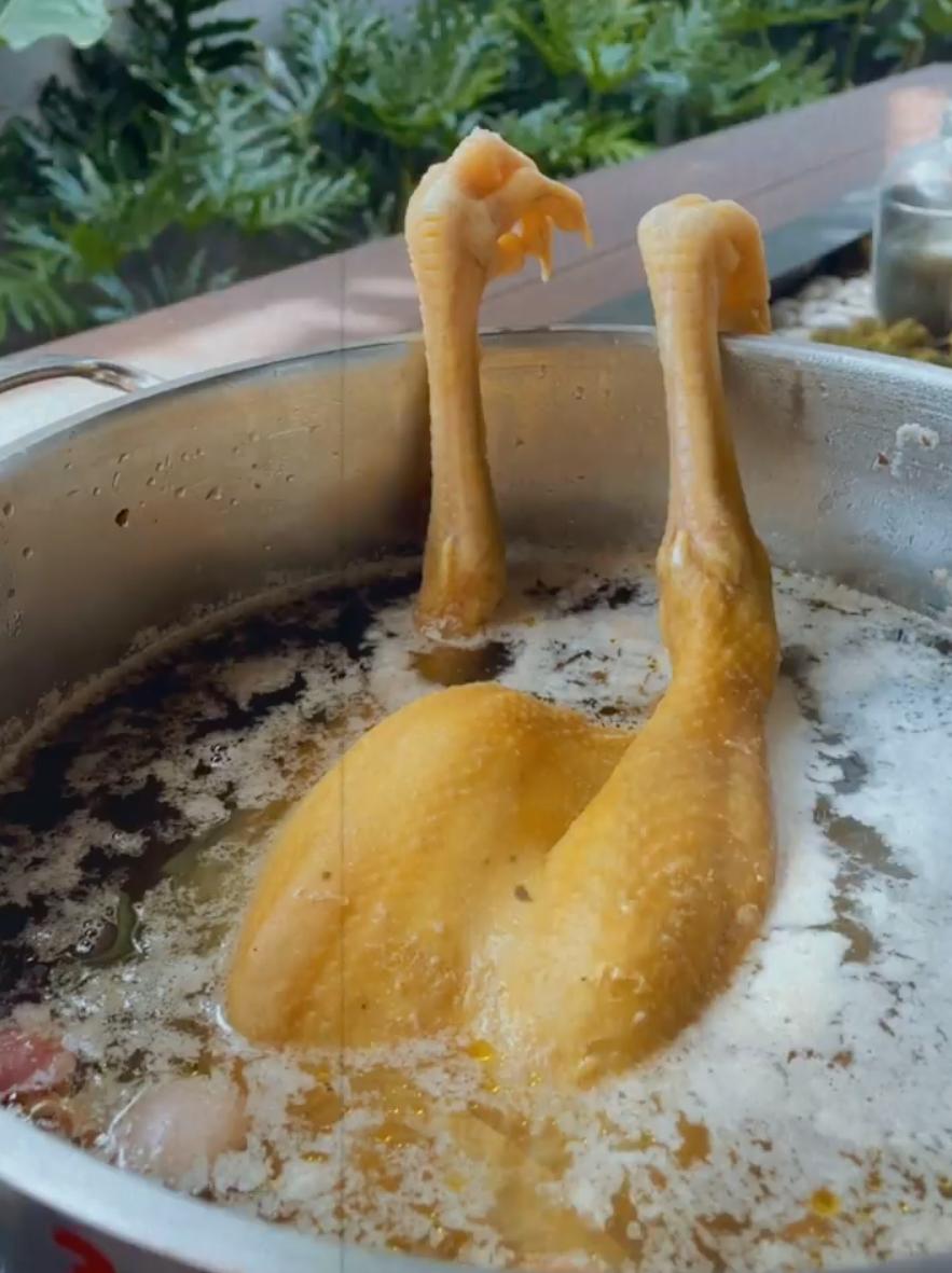 Tóc Tiên muốn giải nghệ nấu ăn sau khi làm cơm gà Hội An - 2