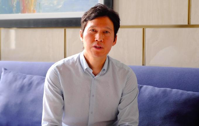 Park Choong-kyun tận dụng khoảng thời gian V-League nghỉ thi đấu để giúp sức cho tuyển Việt Nam.