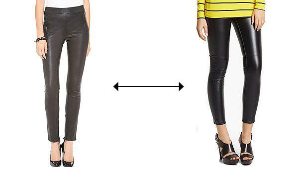 Mẫu quần nào gắn mác J Brand và được yết giá 1.495 USD - đắt gấp 15 lần chiếc quần còn lại?>> Xem đáp án