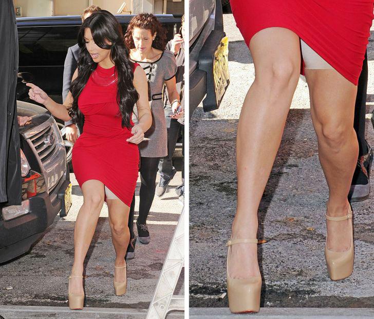 Nội y định dáng (shapewear) Shapewear được nhiều cô gái ưa chuộng bởi chúng giúp đường cong cơ thể trông nuột nà hơn. Tuy nhiên, loại nội y này cũng có thể gây kích ứng da, mẩn đỏ, ngứa ngáy.