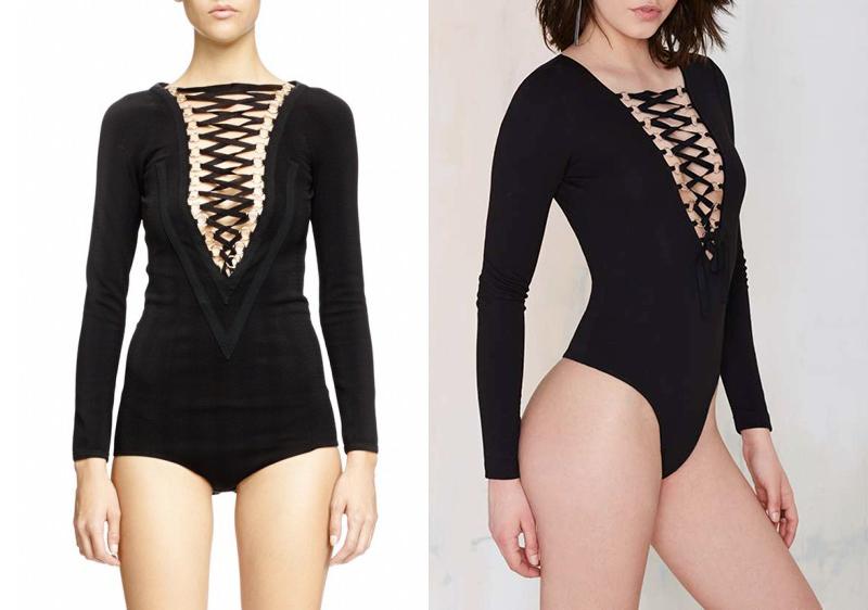 Đâu là bộ bodysuit cao cấp, có giá hơn 2.000 USD?>> Xem đáp án