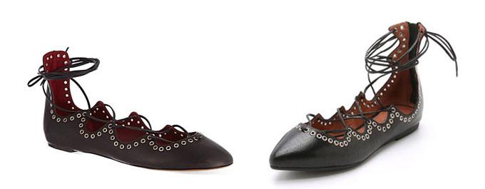 Đâu là mẫu giày đắt gấp hơn 3 lần so với đôi còn lại?>> Xem đáp án