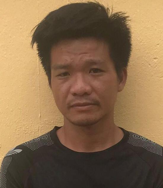 Nghi can Nguyễn Văn Bắc.