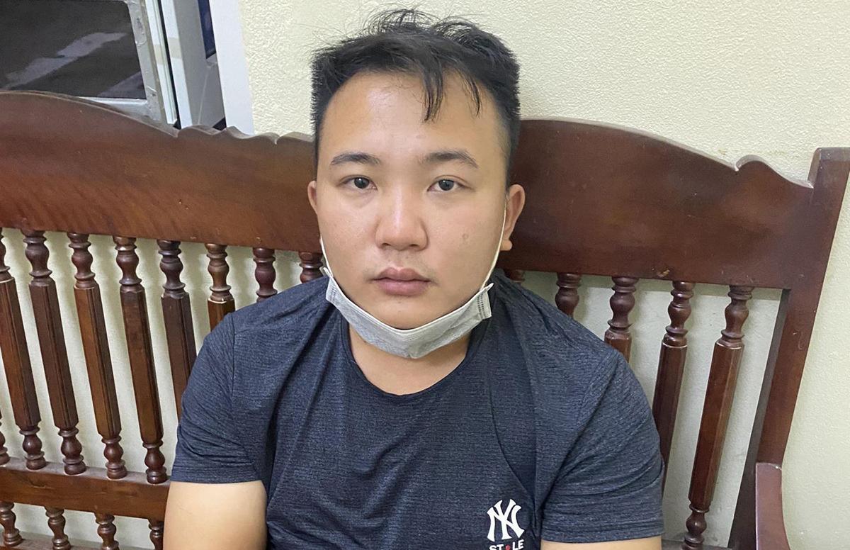 Nghi can Hà Minh Đạo bị tạm giam.