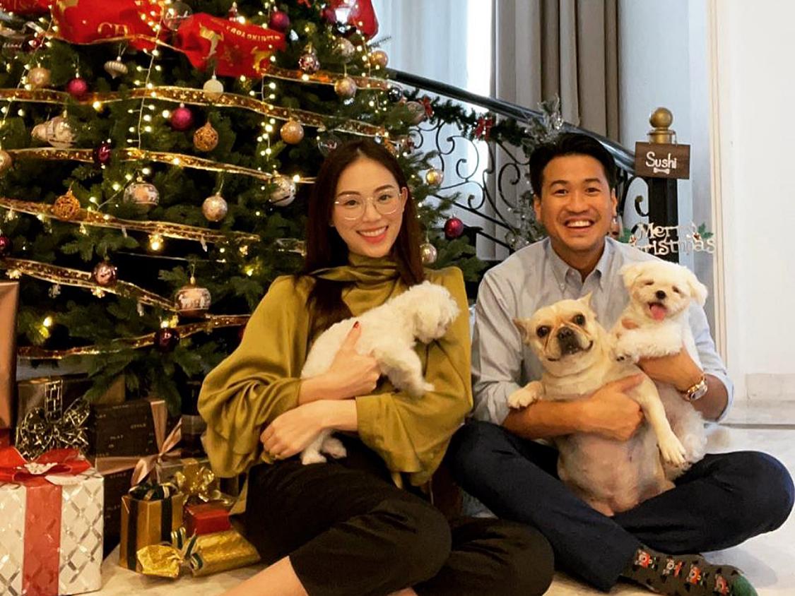 Đông đảo khán giả bày tỏ sự yêu mến đến tình cảm của Phillip Nguyễn - Linh Rin và hy vọng cả hai sớm về chung một nhà.