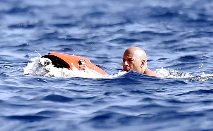 Vin Diesel dành trọn thời gian cho gia đình trước khi bắt tay vào các dự án phim mới.
