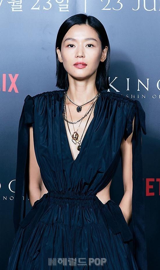 Diễn viên Jeon Ji Hyun ra mắt phim hồi tháng 7.