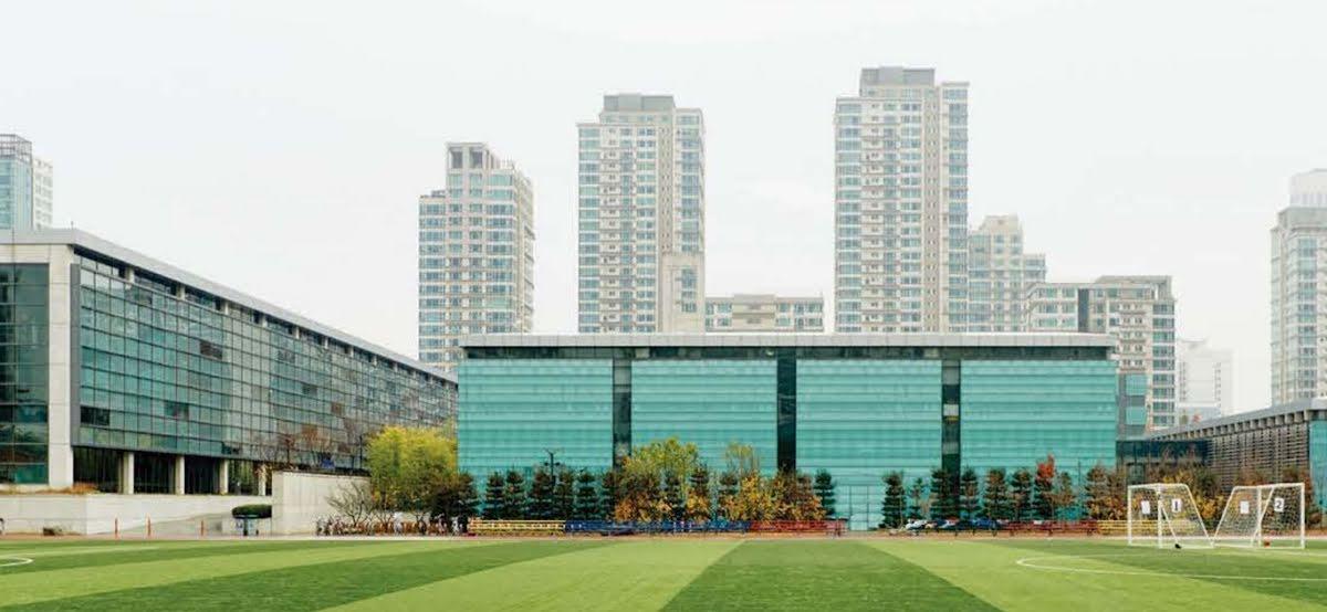 Ngôi trường mẫu giáo đắt đỏ nơi con trai Jeon Ji Hyun theo học.