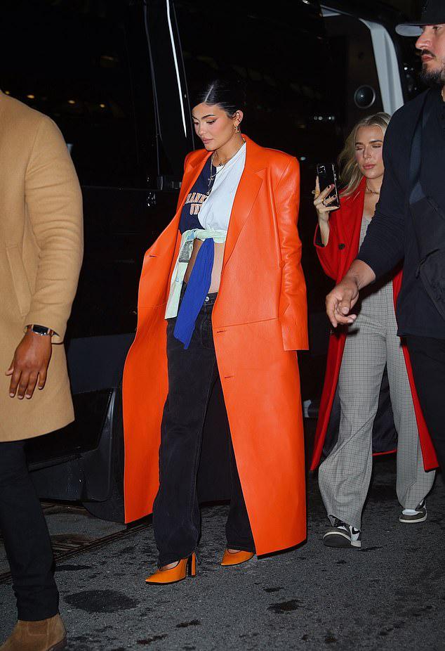 Kylie Jenner chỉ vừa thông báo mang thai con thứ hai với rapper Travis Scott vào đầu tuần này. Nữ doanh nhân đã có con gái Stormi 3 tuổi và cô rất yêu vai trò làm mẹ.