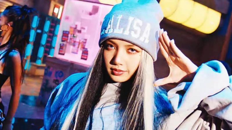 Lisa trong MV mới.