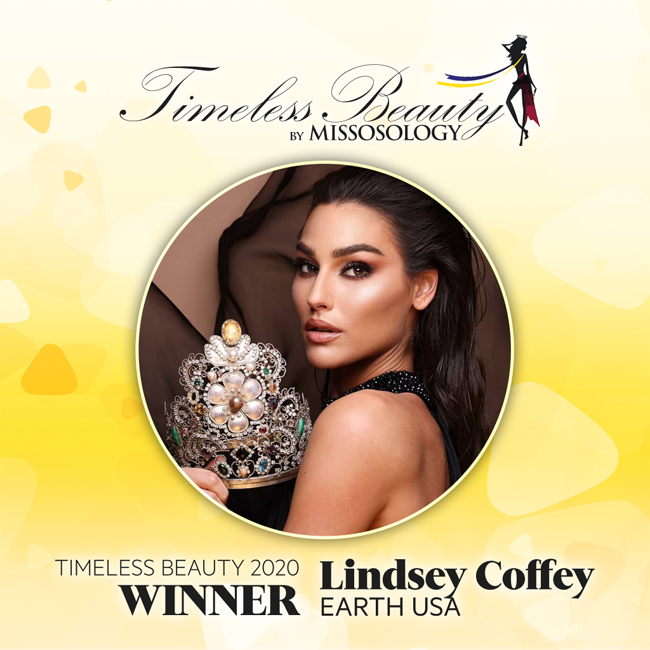 Missosology công bố Hoa hậu Trái đất 2020 là Nhan sắc vượt thời gian của năm.