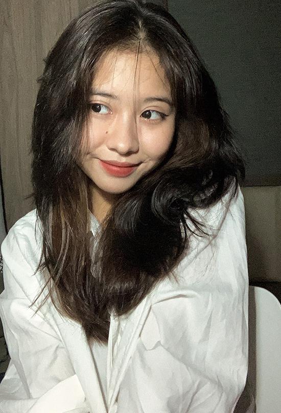Ca sĩ trẻ Đỗ Lê Hồng Nhung.