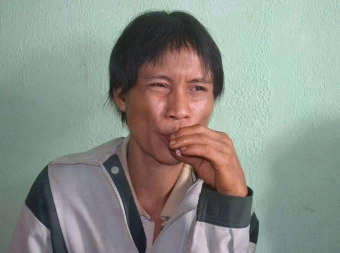 Hồ Văn Lang không hay biết về sự tồn tại của phụ nữ trong suốt mấy chục năm ở rừng. Ảnh: AFP
