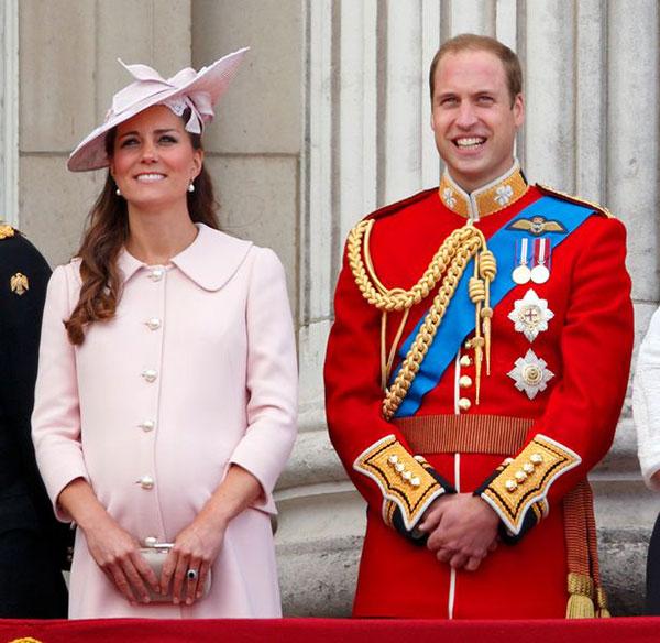 Vợ chồng Kate - William xuất hiện trong nhiều sự kiện công khai nhưng hình ảnh cuộc sống riêng tư của họ ít khi bị phơi bày. Ảnh: Max Mumby