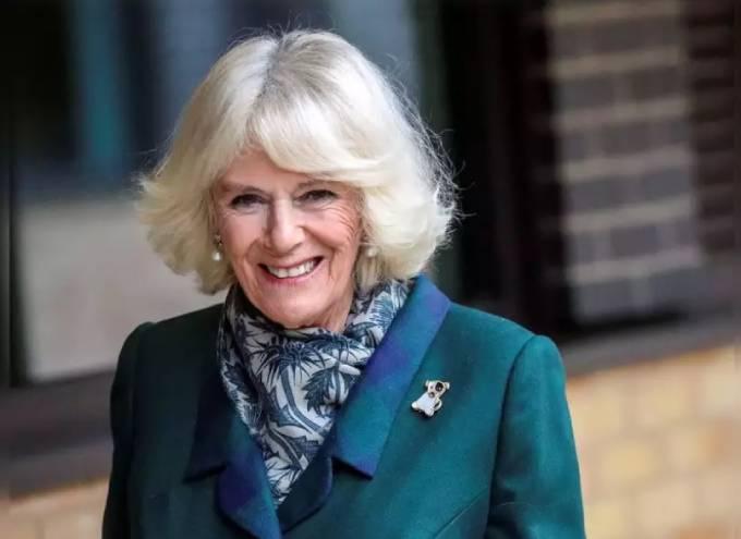 Bà Camilla kết hôn với Thái tử Charles trong đám cưới dân sự vào năm 2005 và trở thành nữ Công tước xứ Cornwall. Ảnh: Reuters