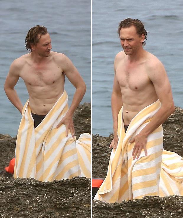 Tom Hiddleston - ngôi sao được mệnh danh là Kẻ phản diện quyến rũ nhất trong thế giới điện ảnh - đã lấy lại phong độ sau khi sút cân vào đầu năm nay.