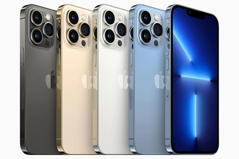 iPhone 13 Pro Max mới ra mắt. Ảnh: APple