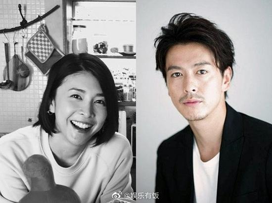 Diễn viên quá cố Yuko và chồng, Daiki Nakabayashi.