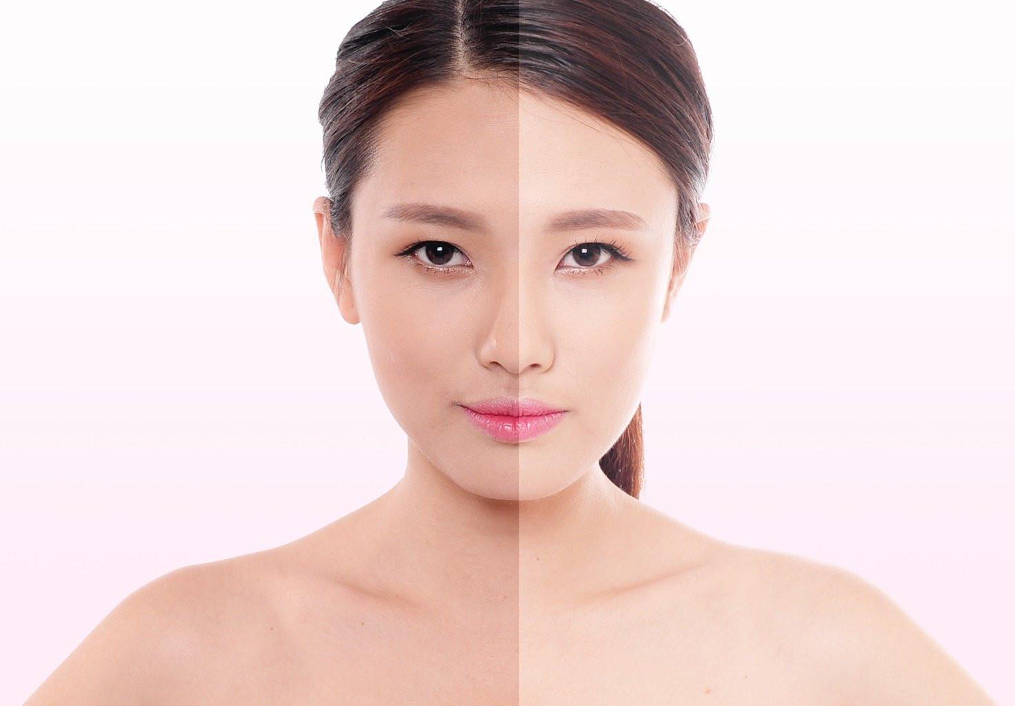 Để dưỡng trắng da an toàn, phái đẹp nên hiểu về nguyên lý của hắc tố melanin, tránh dùng quá nhiều corticoid và lựa chọn mỹ phẩm uy tín.. Ảnh: SnowWhite