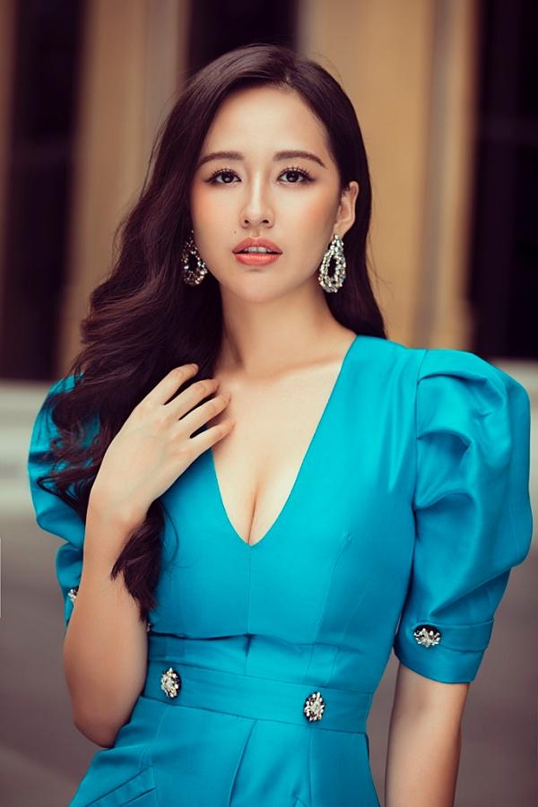 Thời điểm đăng quang năm 2006, Hoa hậu Việt Nam Mai Phương Thúy