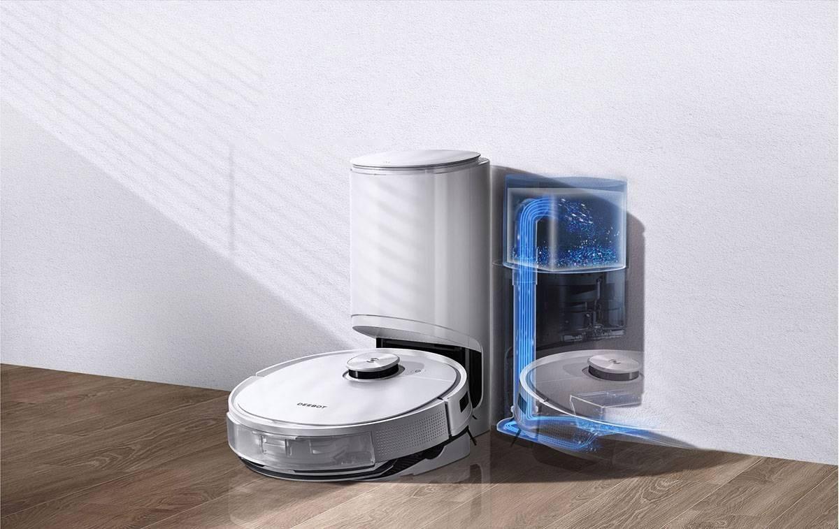 Robot hút bụi lau nhà Ecovacs Deebot T9 với thiết kế sang trọng, thanh lịch; hai màu đen - trắng cho bạn lựa chọn; tích hợp khả năng khử mùi, điều khiển từ xa bằng ứng dụng. Đây hứa hẹn sẽ là một trong những nhân tố góp phần hoàn thiện hệ sinh thái nhà thông minh (smart home) cùng các thiết bị hub khác. Deebot T9 còn là một trong những robot đầu tiên trang bị chức năng kép hút bụi - lau nhà cùng bộ lọc không khí di động. Vẫn với mức ưu đãi 35% khi mua trên LazMall, robot của Ecovacs có giá chỉ 15,599 triệu đồng (giá gốc đến 23,99 triệu đồng); hỗ trợ trả góp 0%; tặng kèm voucher 199.000 đồng và miễn phí giao hàng toàn quốc. Xem thông tin sản phẩm và đặt mua tại đây.
