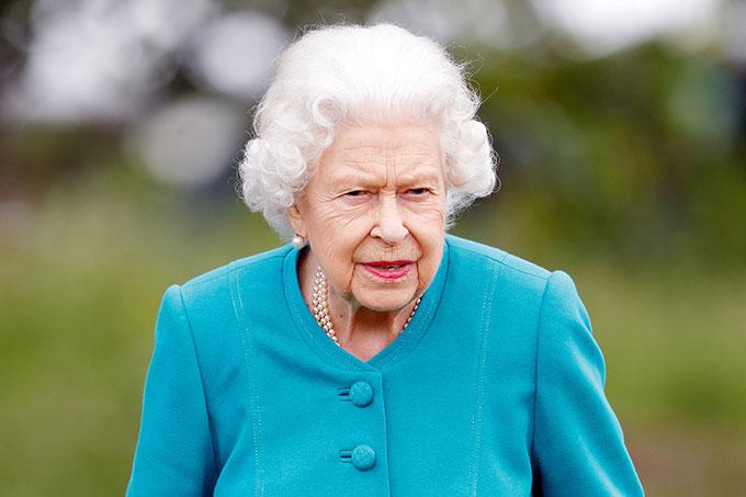 Nữ hoàng Anh Elizabeth II (95 tuổi). Ảnh: Max Mumby