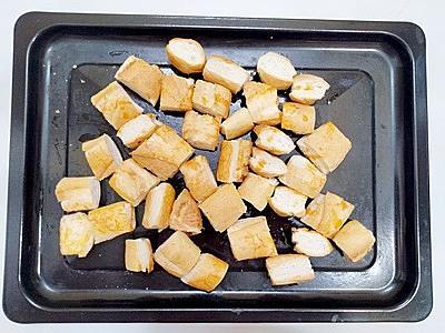 Bánh mì ruốc xốt chanh leo - 1