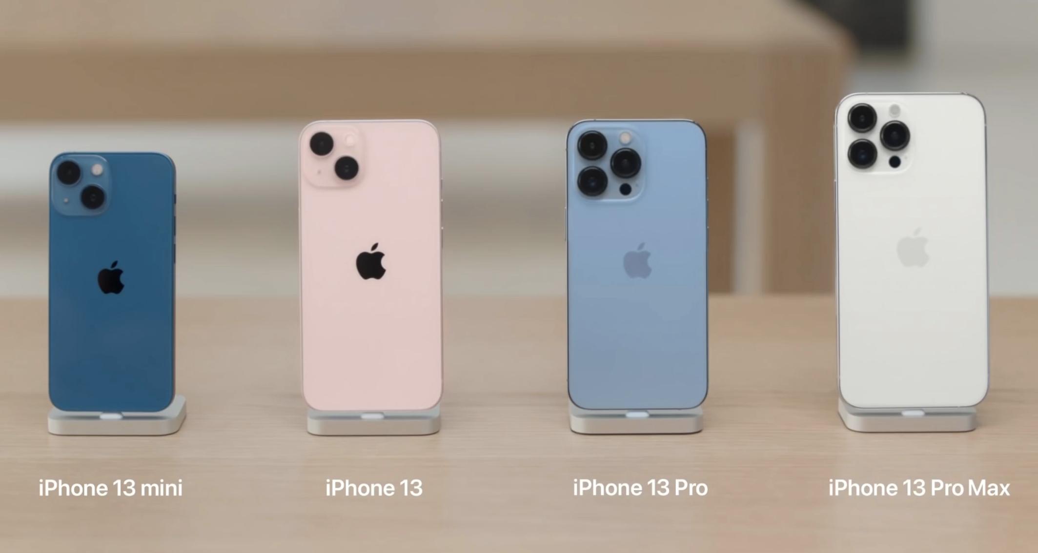 iPhone 13 màu hồng nhận được nhiều sự quan tâm từ người dùng. Ảnh: Weibo