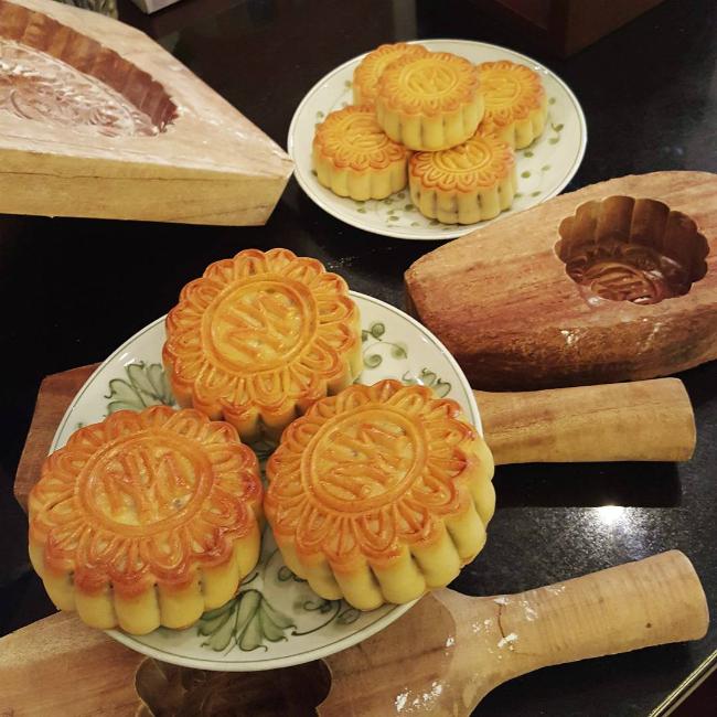 7 kiểu bánh Trung thu làm ở nhà không kém mua sẵn