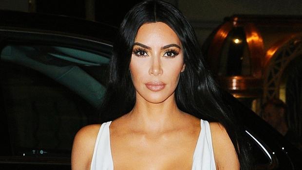 Ngôi sao truyền hình thực tế Kim Kardashian. Ảnh: Courtesy