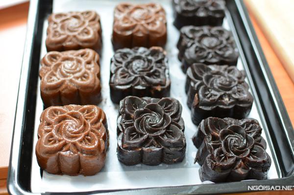 7 kiểu bánh Trung thu làm ở nhà không kém mua sẵn - 4