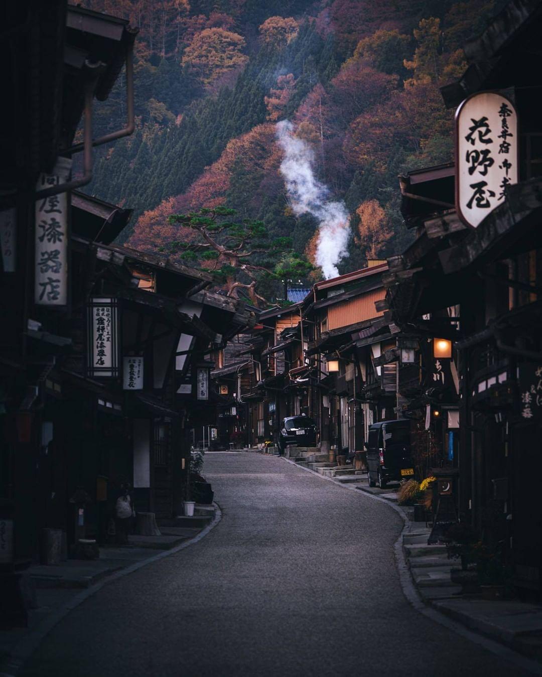 Thời gian như ngừng trôi trong làng cổ ở Nhật Bản - 2