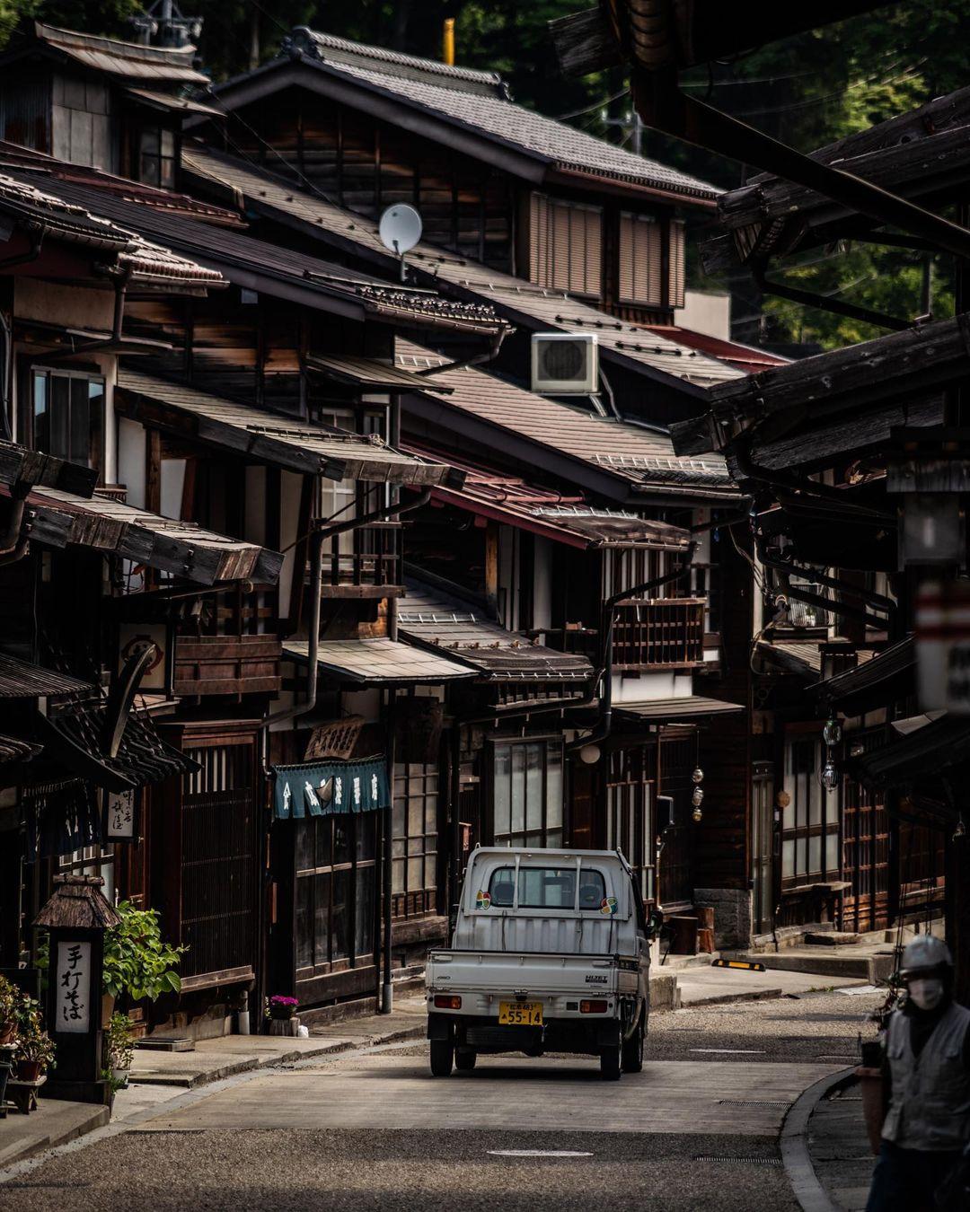 Thời gian như ngừng trôi trong làng cổ ở Nhật Bản - 3