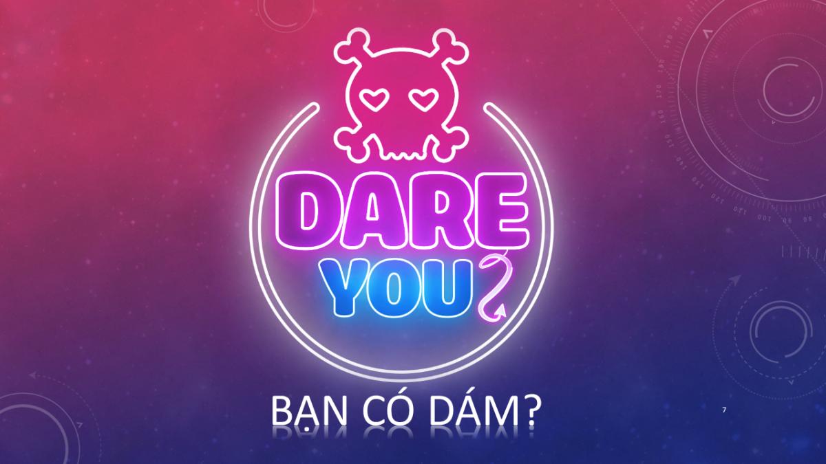 Cùng sự kiện 12 năm ra mắt thị trường, Truyền hình MyTV ra mắ số đặc biệt của gameshow tương tác Dare You - Bạn có dám?.