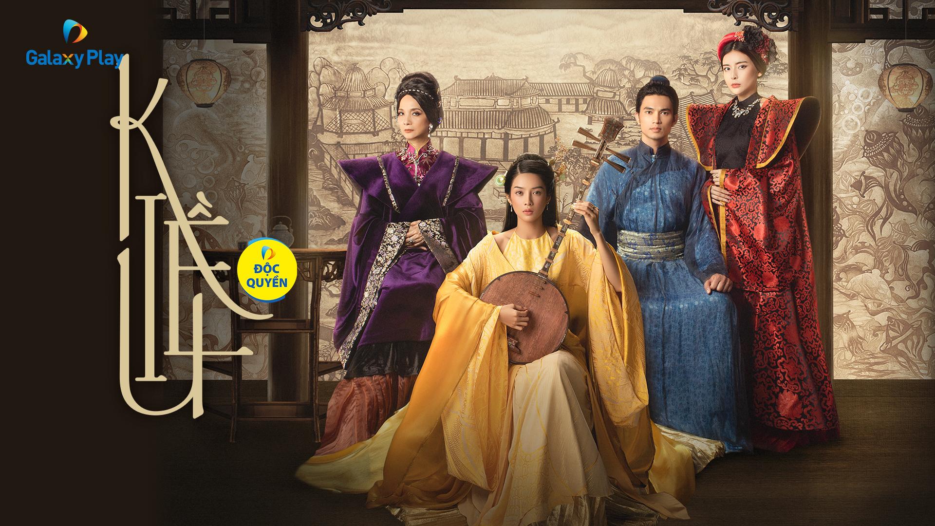 Kiều - phim Việt chiếu rạp mới phát hành gần đây nhất.