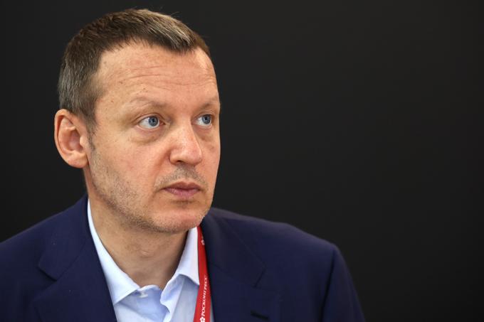 Tỷ phú Sergey Gordeev, Chủ tịch kiêm Giám đốc điều hành hãng bất động sản PIK Group. Ảnh: Bloomberg
