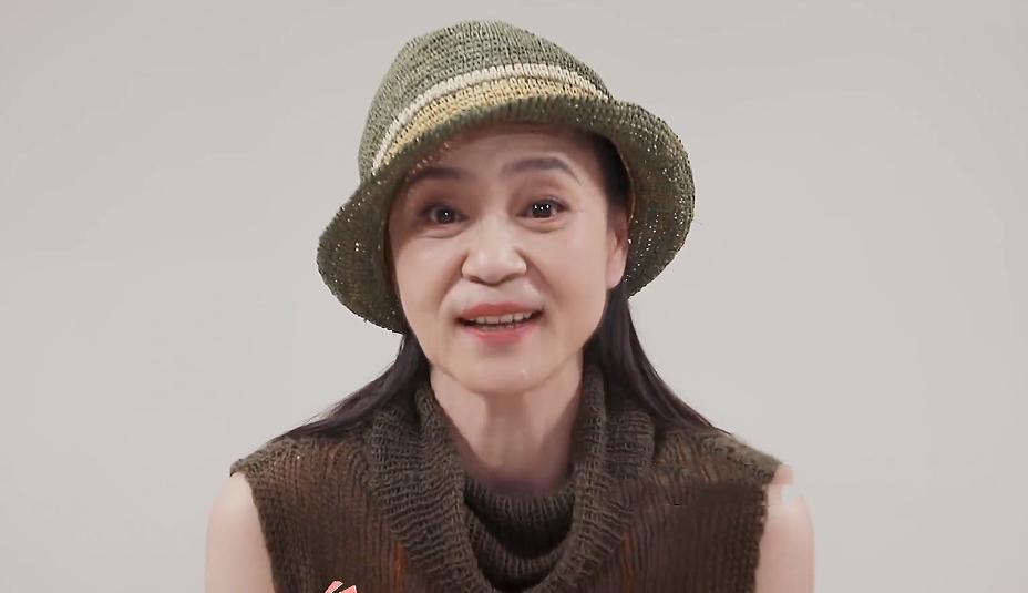 Lưu Tuyết Hoa xuất hiện trong chương trình tạp kỹ hồi đầu tháng 9.