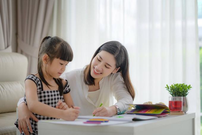 Bố mẹ tuyệt đối không dạy con khi mất bình tĩnh