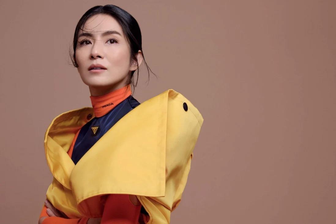 Diễn viên, ca sĩ Dương Thái Ni.