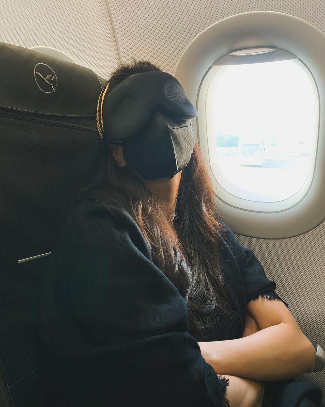 Trải nghiệm bay giữa mùa dịch của Ngô Thanh Vân