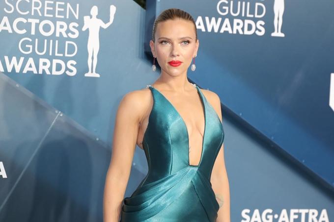 Nữ diễn viên Scarlett Johansson. Ảnh: Vanity Fair