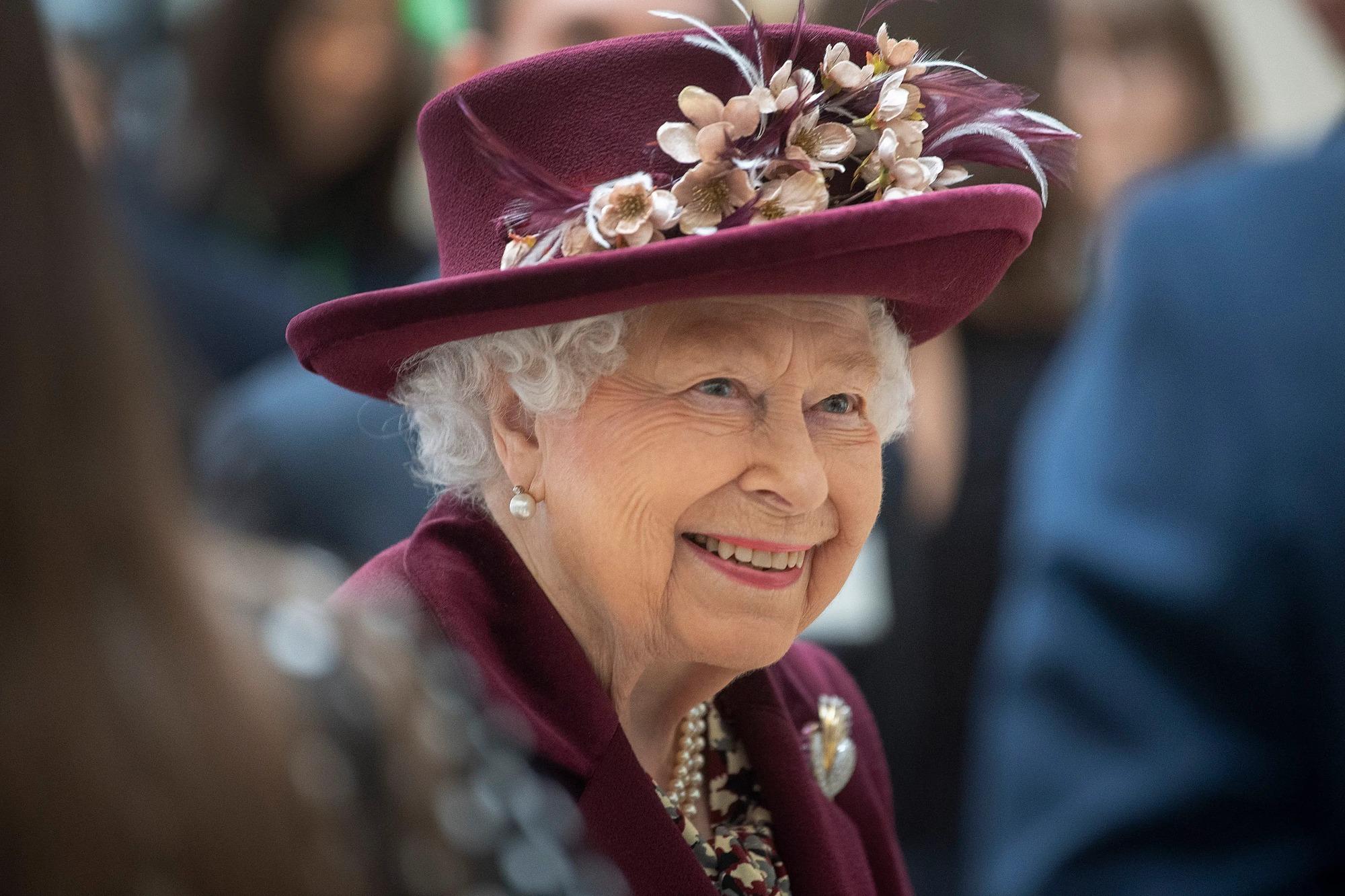 Bức ảnh được chia sẻ trên mạng xã hội của hoàng gia nhân dịp sinh nhật 95 tuổi của Nữ hoàng
