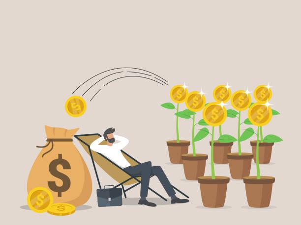 Nên xây dựng thu nhập thụ động càng sớm càng tốt. Ảnh: iStock