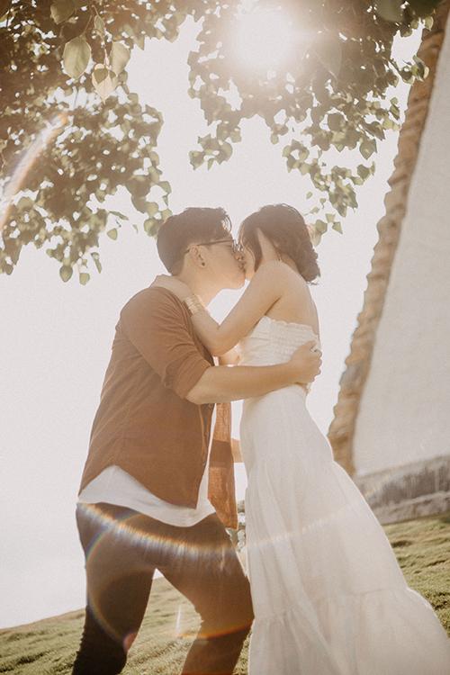 Đám cưới bí mật của cặp bơ nhau từ cái nhìn đầu tiên  - 13
