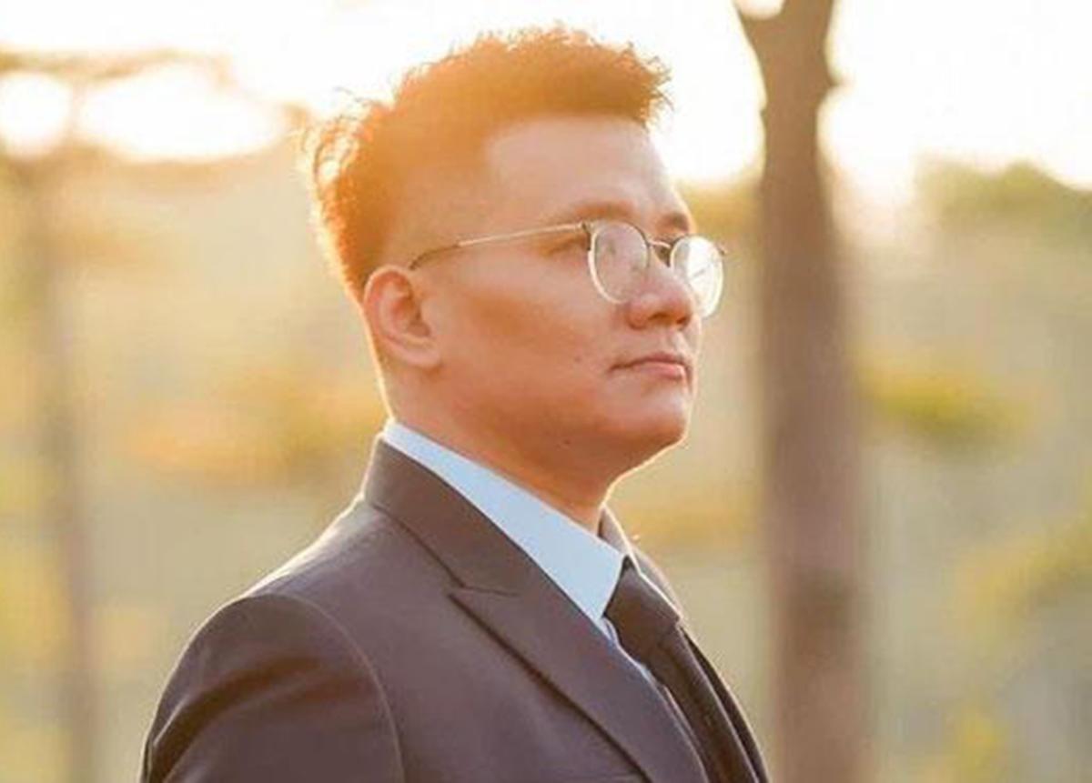 Nhâm Hoàng Khang. Ảnh: Facebook nhân vật