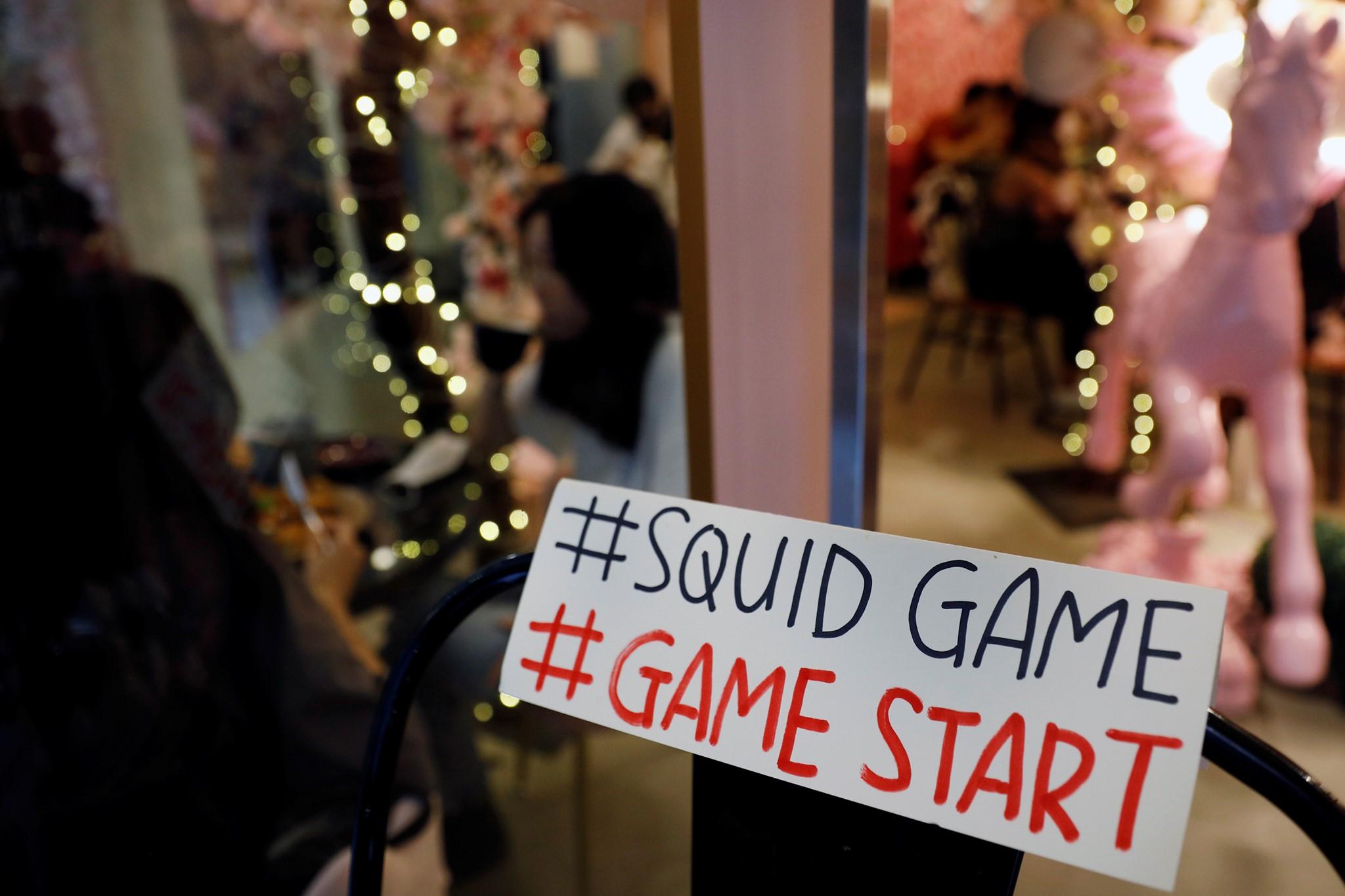 Squid Game Singapore - 1